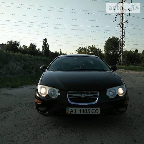 Chrysler 300 M 2003 року