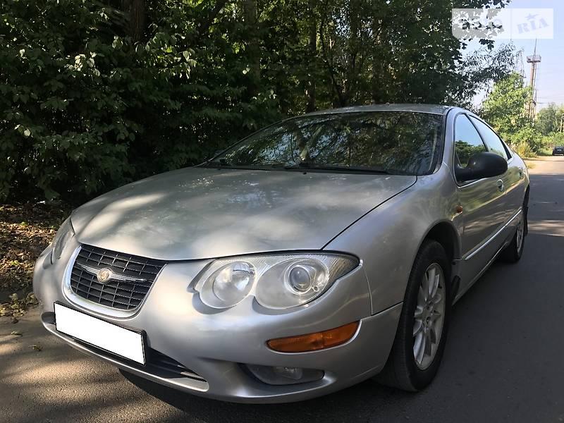 Chrysler 300 M 2003 года