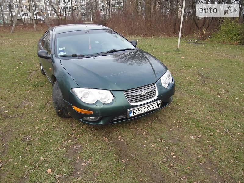 Chrysler 300 M 1999 року