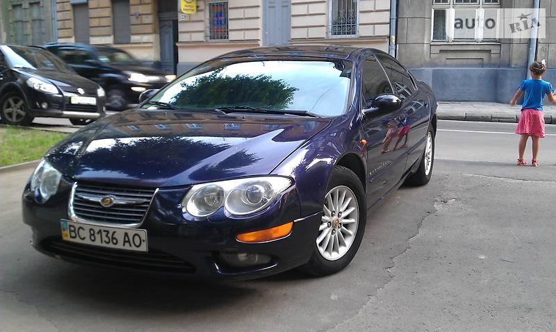 Chrysler 300 M 1998 года
