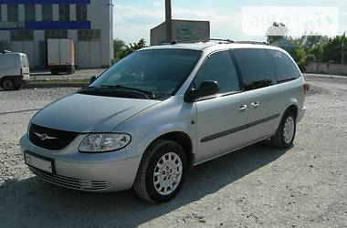 Chrysler Grand Voyager 2.5CRD 2002