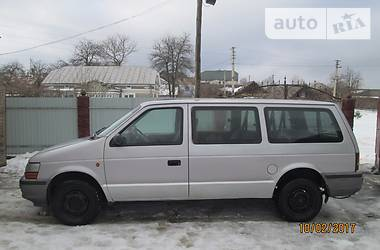 Chrysler Grand Voyager  1995