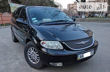 Chrysler Grand Voyager Limited 2003