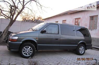 Chrysler Grand Voyager  1994