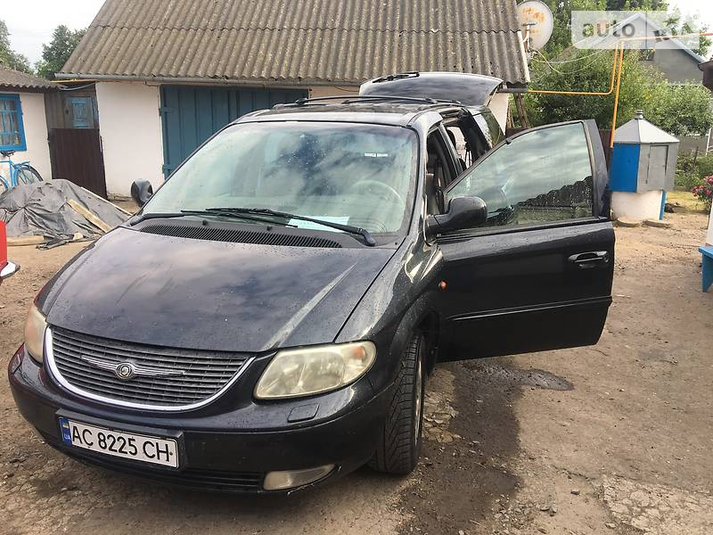 Седан Chrysler Grand Voyager