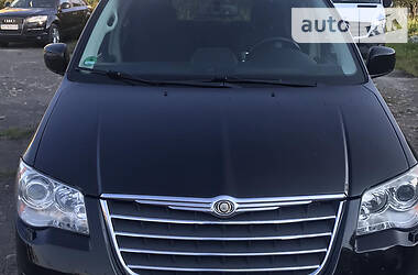 Chrysler Grand Voyager Stow and go 2009