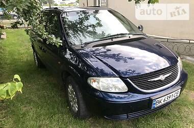 Chrysler Grand Voyager  2002