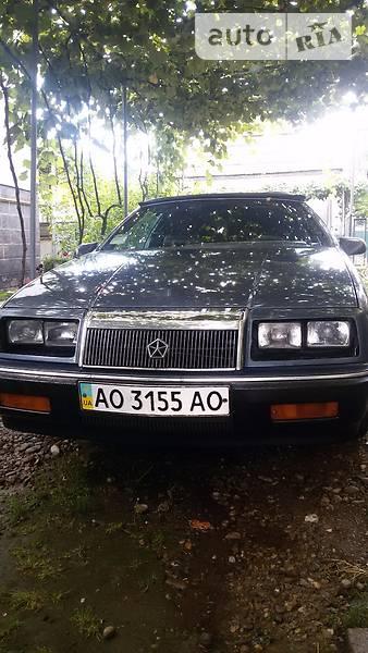 Chrysler LE Baron 1988 року
