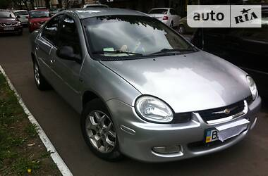 Chrysler Neon  2004