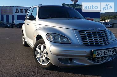 Chrysler PT Cruiser Limited 2003