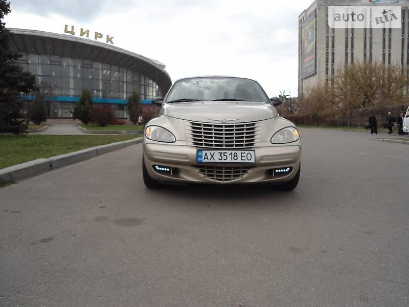 Хэтчбек Chrysler PT Cruiser