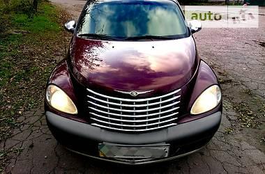 Chrysler PT Cruiser Limited 2001