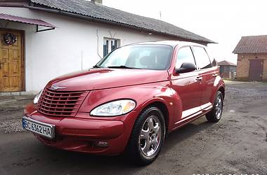 Chrysler PT Cruiser LIMITED 1.6 I   2001
