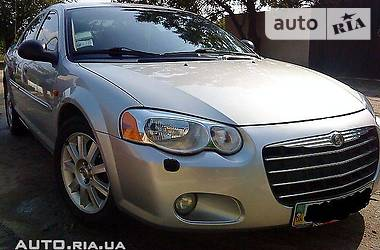 Chrysler Sebring 2.7 V6 2004