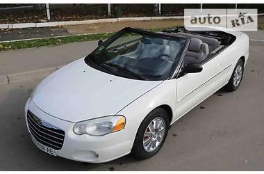Chrysler Sebring CABRIOLET 2003