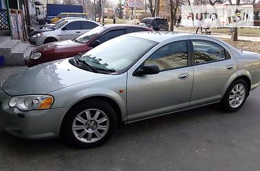Chrysler Sebring 2.0i 2004