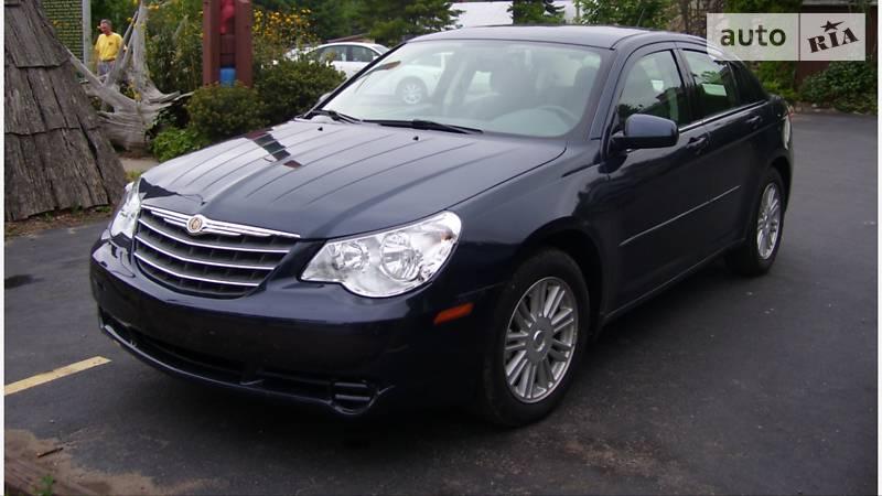Chrysler Sebring 2008 года