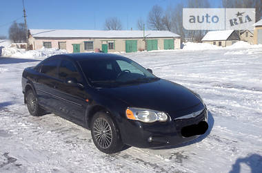 Chrysler Sebring limited 2006