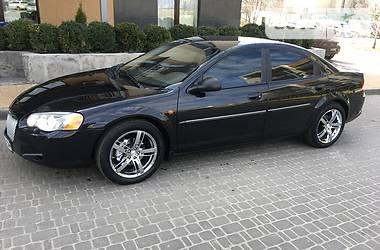 Chrysler Sebring 2.7 V6 LIMITED 2006