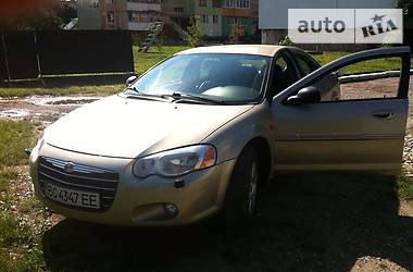 Chrysler Sebring 2.4i 2005