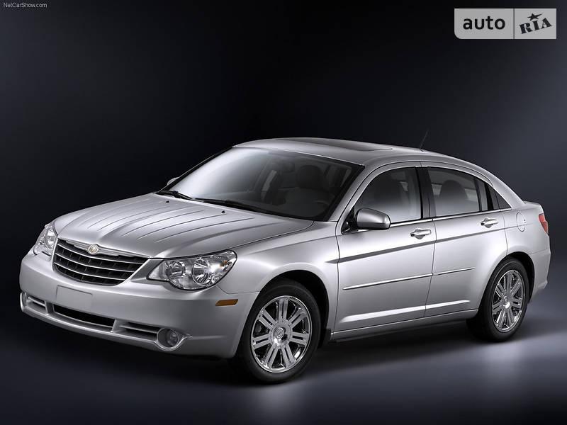 Chrysler Sebring 2007 року
