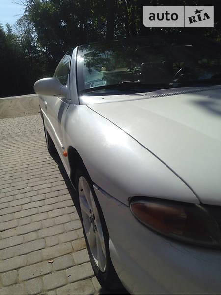 Chrysler Stratus 2000 года