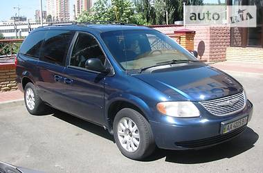 Chrysler Town & Country Limited AWD 2001
