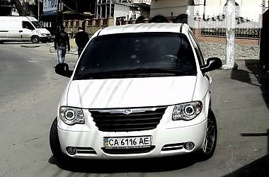 Chrysler Town & Country 2.5 CRD 2006