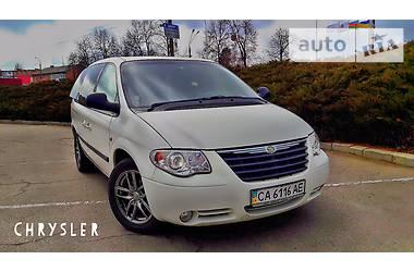 Chrysler Voyager 2.5 CRD 2006