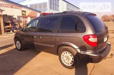 Chrysler Voyager 2.8 CDi автомат 2006
