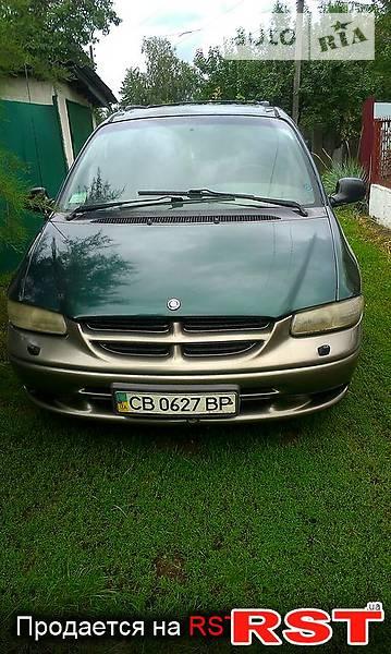 Chrysler Voyager 1997 года