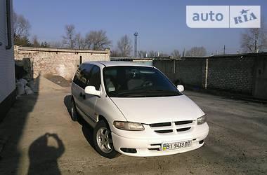 Chrysler Voyager Dodge ram van 1999