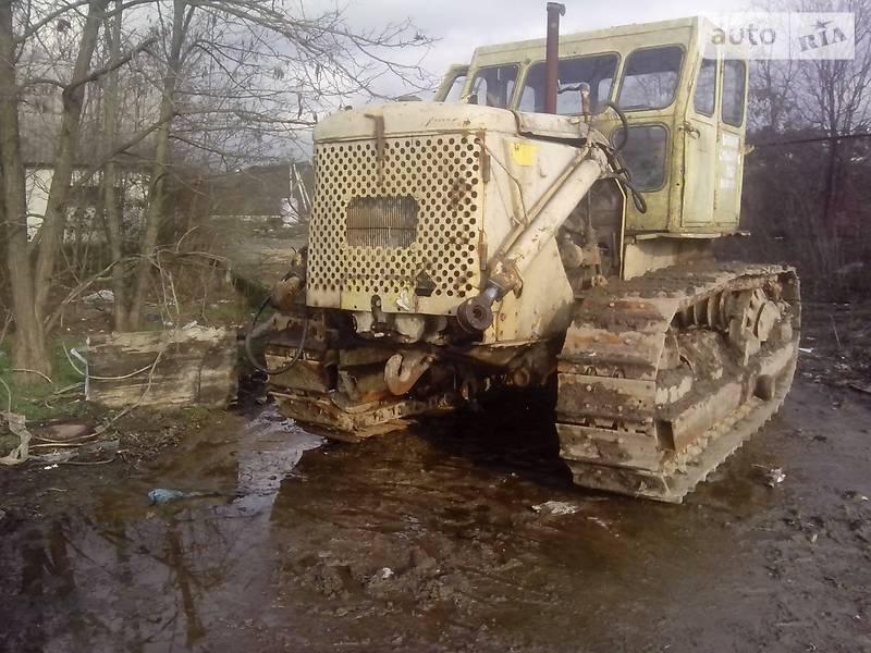 Трактор Т-100 | Технические характеристики, вес, кабина.