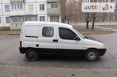 Citroen Berlingo груз.  2002