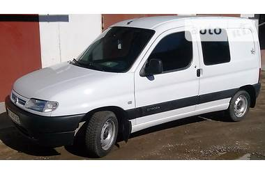 Citroen Berlingo груз.  1999