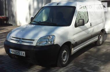Citroen Berlingo груз. 1.6HDI 2008