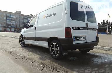 Citroen Berlingo груз.  2003