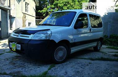 Citroen Berlingo груз. B9 2007