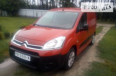 Citroen Berlingo груз. GPS 2013