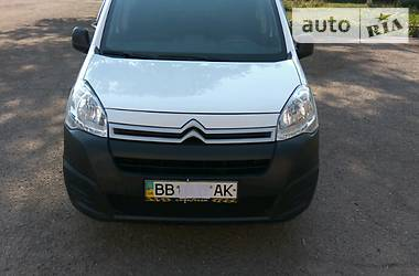 Citroen Berlingo груз.  2016