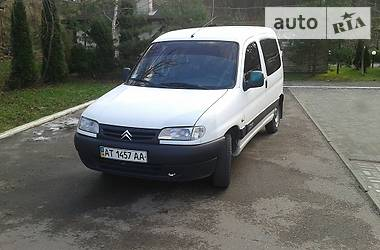 Citroen Berlingo пасс.  1998