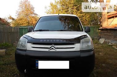 Citroen Berlingo пасс.  2003
