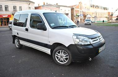 Citroen Berlingo пасс.  2006