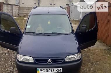 Citroen Berlingo пасс.  2001