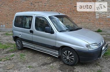 Citroen Berlingo пасс.  2000