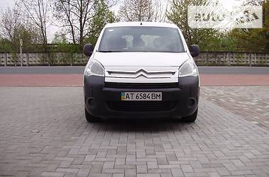 Citroen Berlingo пасс.  2010