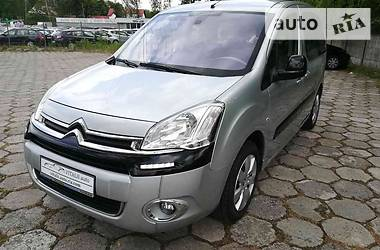Citroen Berlingo пасс. Original pass 2013