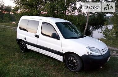 Citroen Berlingo пасс.  2004