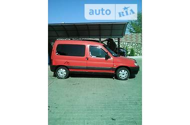 Citroen Berlingo пасс.  1999