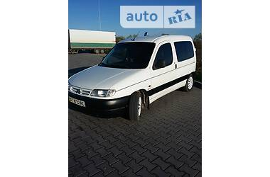 Citroen Berlingo пасс. 1.9 1999